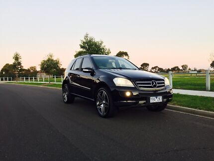 2007 Mercedes-Benz ML350 Luxury may swap  St Albans Brimbank Area Preview