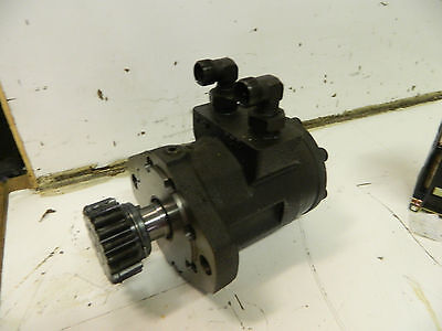 Nippon Gerotor Orbmark Motor, ORB-H-050-2PM, Used,  WARRANTY