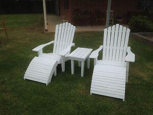 Adirondack Chairs Cootamundra Cootamundra Area Preview