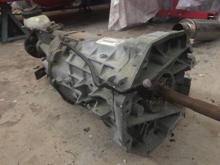 Ls1 T56 gearbox conversion parts