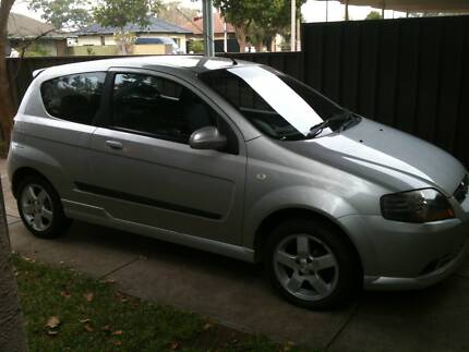 2008 Holden Barina Hendon Charles Sturt Area Preview