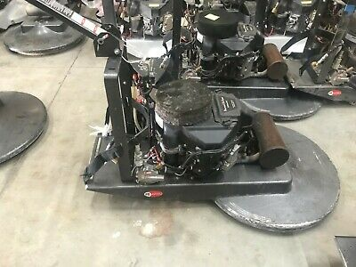 Pioneer Eclipse Propane Floor Buffer 262.2 Hours 83573