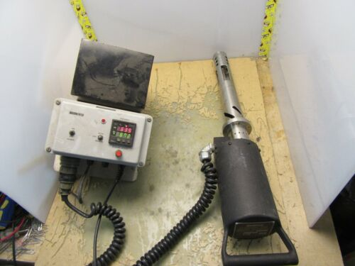 brookfield pvt viscometer probe & readout box [24 Y.4]