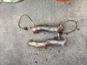 """AUDI 2.7T 3"""" CATLESS DOWNPIPES"""