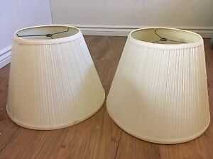 Off-White Lampshades