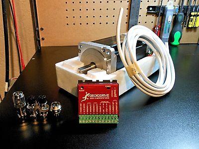 Gecko G203v Vampire Drive Nema 34 1700oz 5a Stepper Pro-motor Cable Assembly