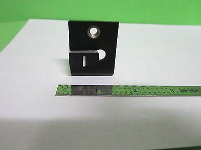 Optical Mounted Mirror Slit Laser Optics As Is Binv3-05