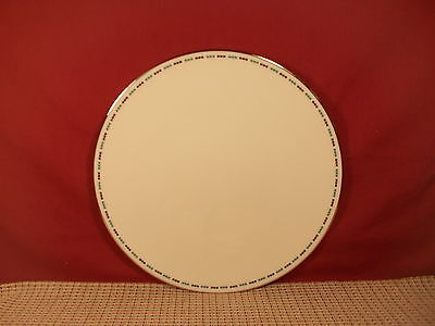 Lenox China Oslo Pattern Dinner Plate 10 (Oslo Pattern)