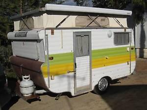Viscount Camper Trailer Hope Valley Kwinana Area Preview