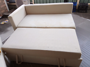 Much loved couch needs new home Chester Hill Bankstown Area Preview