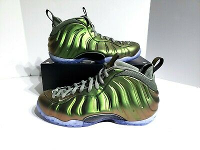 115099c7522 Nike Foamposite One Dark Stucco-Black AA3963 001 Basketball Shoes Women s  Size 9