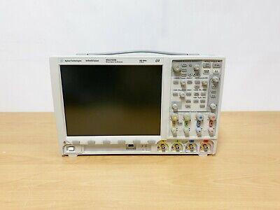 Keysight Agilent Mso7034b 350mhz Oscilloscope With P6300 And Logic Probe