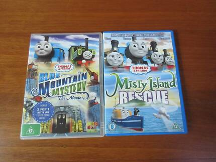 Thomas The Tank Engine DVDs - 2 Feature Length Titles Leichhardt Leichhardt Area Preview