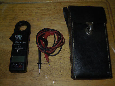 Amprobe Acd-10 Digital Clamp-on Multimeter