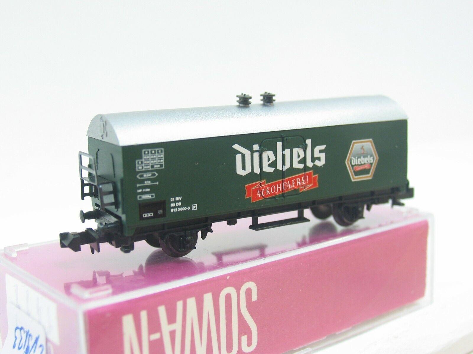 Sowa N 1411 Bierwagen Diebels Alkoholfrei DB OVP (BM9971)