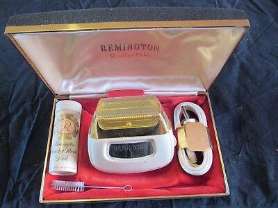 Besten Elektro-rasierer (Remington Rollelectric Elektrorasier - unbenutzt in OVP 50er , bester Zustand)