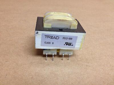 Triad Class B Transformer Fs12-500