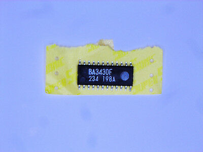 Ba3430f Original Rohm 24p Smd Ic 1 Pc