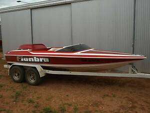 1983 Skicraft ski boat with Mercruiser stern-drive. Swan Hill Swan Hill Area Preview