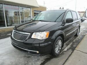2014 Chrysler Town & Country TOURING-L *8 PNEUS +DVD*