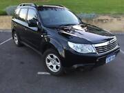 2008 Subaru Forester X My09 4 Cylinder 4 SP Auto Elec Sportshift Scarborough Stirling Area Preview