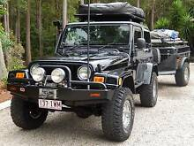 2004 Jeep Wrangler with over $35,000 of mods and accessories Doonan Noosa Area Preview