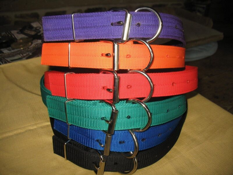 Cow Collars Dairy Lot of 6