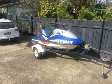 Kawasaki ultra 150 jet ski West Ryde Ryde Area Preview
