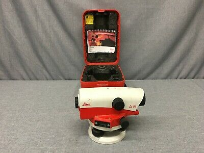 Leica Na724 Automatic Optical Level For Surveying-