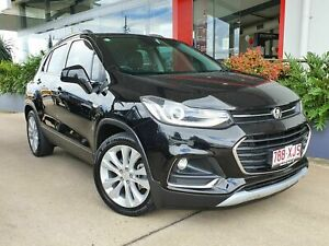 2017 Holden Trax LT Black 6 Speed 6 SP Semi Auto Wagon Beaudesert Ipswich South Preview