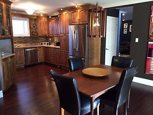 Stunning Riverfront house for sale right in town!