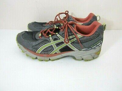 Asics Womens T2E6N Trail Runner Shoes Size 10.5 Runner 2 Trail Running Shoe