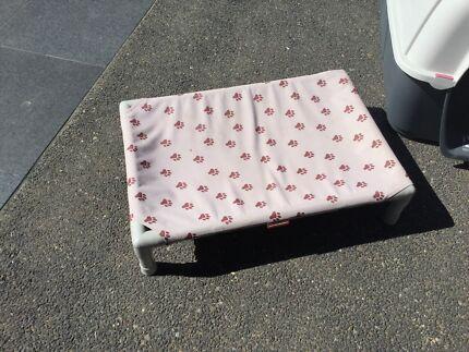 Dog sun/day bed