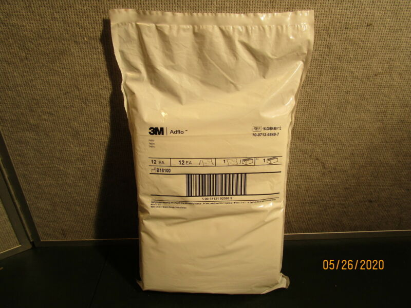 3M Adflo 15-0099-99X12 Pack of 12 Pre Filter Bags