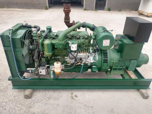75KW dmt mitsubishi 480V 208v 240v TURBO Diesel Generator 70kw load tested 60kw