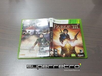 Fable 3 (Xbox 360) for sale  Bolton