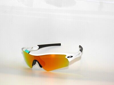 Oakley Radar Path 26-267 Polished White Fire Iridium Sunglasses Clearance for sale  Shipping to India
