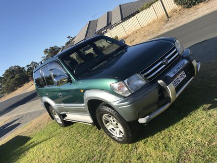LandCruiser 2002 - Quick Sale
