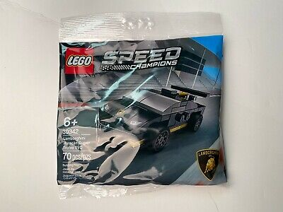 Lego30342 Speed Champions Lamborghini Huracan Super Trofeo EVO Sealed NEW 70pcs