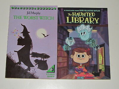 Pair of Fun Stories for Halloween - Ages 6-8](Story Books For Halloween)