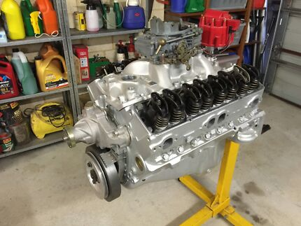 350 Chev engine Banksia Grove Wanneroo Area Preview