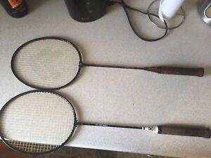 Kennex and Tecno Badminton racquet