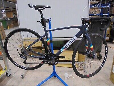 Cinelli Superstar Disc Road Bike 2020 X-SMALL Grey