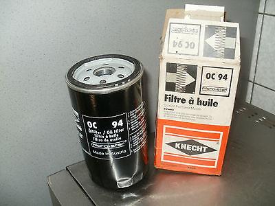 KNECHT Ölfilter OC 94, für einige Ford Diesel Modelle gebraucht kaufen  Bardowick