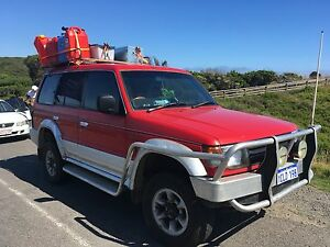 1992 Mitsubishi Pajero Wagon Cairns Cairns City Preview
