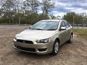 Mitsubishi Lancer CJ 2008 5spd AC $5400 Pimpama Gold Coast North Preview