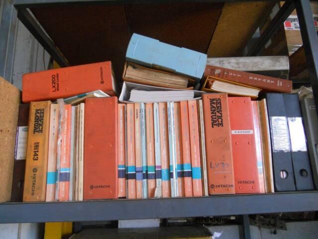 Hitachi Excavator Manuals   Other Books, Music & Games   Gumtree