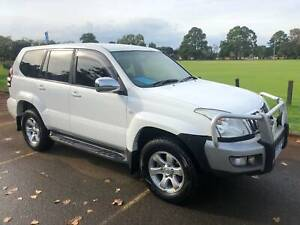 2006 TOYOTA LANDCRUISER PRADO GXL TURBO DIESEL AUTOMATIC Bentley Canning Area Preview