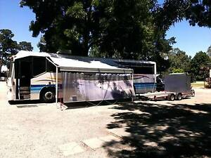 Motorhome MAN Bus/Coach Wagin Wagin Area Preview