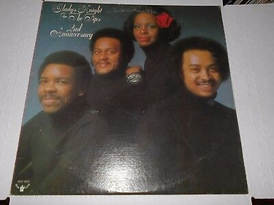 Gladys Knight   The Pips 2Nd Anniversary   Buddah Bds 5639 75 Funk Soul R B